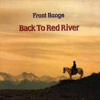 Front Range - Return to Red River [CD]