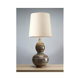 Luis Collection Jade Gourd Table Lamp