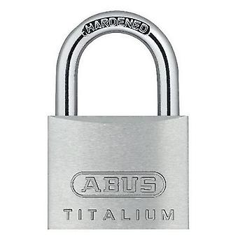 ABUS Titalium bow lock and key protected Nano protect 96CSTI / 50 KA7565