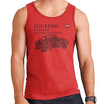 Haynes Workshop Manual 0022 Sunbeam Stiletto Black Men's Vest
