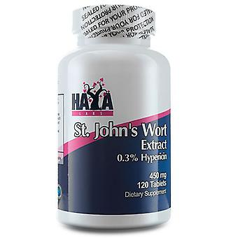 Haya Labs St. Johns Wort 450mg 120 tabletter (Sport, andre)