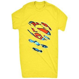 Renowned superman T2M Ripped
