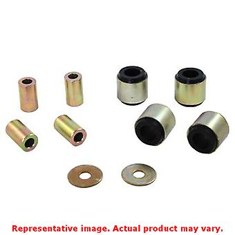 Whiteline Synthetic Elastomer Bushings W63340 Rear Fits:CHRYSLER 2005 - 2007 30