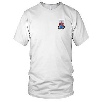 Esercito degli Stati Uniti - STB-81 ricamato Patch - 32nd Infantry Brigade Combat Mens T-Shirt
