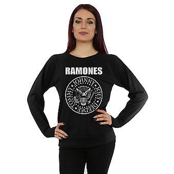 Ramones Women's Presidential Seal Sweatshirt