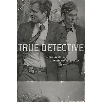 True Detective affisch affisch Skriv