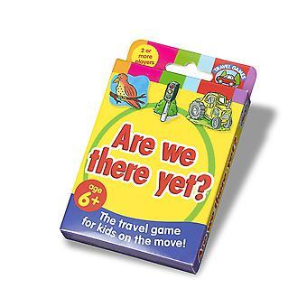 Zijn We er nog reizen I Spy kaartspel