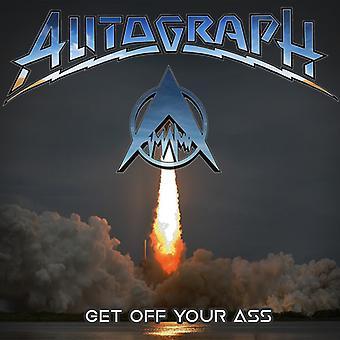 Autograph - Get Off Your Ass [Vinyl] USA import