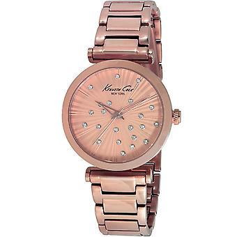 Kenneth Cole New York women's wrist watch analog stainless steel KC0019