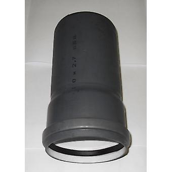 Push fit tubo 15cm lunghezza 110 mm