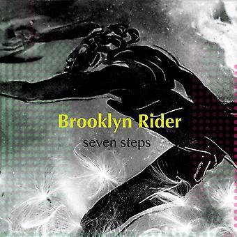 Brooklyn Rider - syv trin [Vinyl] USA importerer
