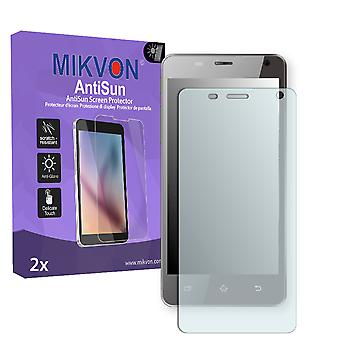 i.onik i545 Screen Protector - Mikvon AntiSun (Retail Package with accessories)