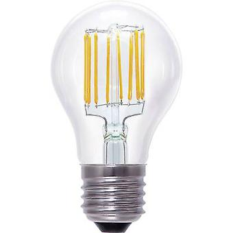 LED E27 Arbitrary 8 W = 55 W Warm white (Ø x L) 60 mm x 105 mm EEC: A+ Segula Filament, dimmable 1 pc(s)
