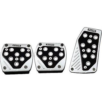 Race pedal box Aluminium Black Eufab