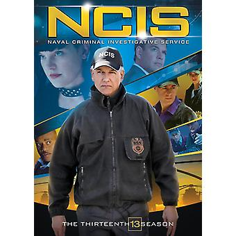 NCIS: The Thirteenth Season [DVD] USA import
