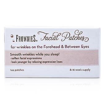 Frownies Facial Patches (For Forehead & Between Eyes) 144 Patches