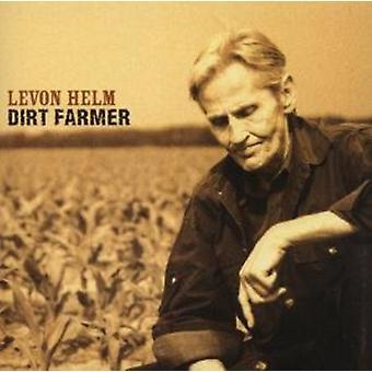 Levon Helm - importación de Estados Unidos tierra del granjero [vinilo]