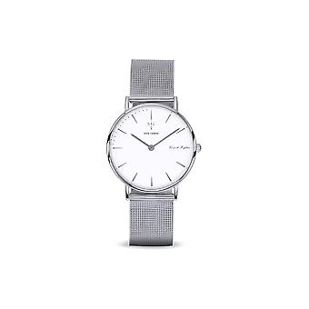 Nick Cabana watches ladies watch Boheme collection Blanc mesh 36 006