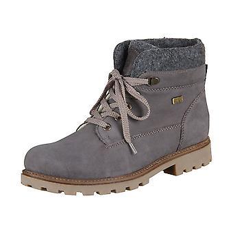 Chaussures femmes remonte Gris Talamon D747645