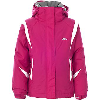 Trespass Girls Vanetta Waterproof Padded Microfleece Lined Ski Jacket