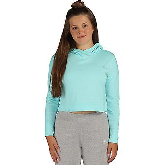 Dare 2b Girls Preconceive Cotton Polyester Workout Cropped Hoodie