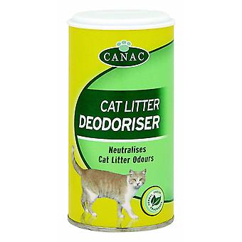 Canac Cat Litter Deodoriser, 200 g, Pack of 3