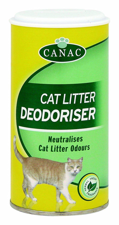 Canac Cat Litter Deodoriser, 200 g, Pack of 3