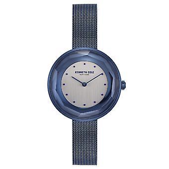 Kenneth Cole New York women's wrist watch analog quartz stainless steel KC50204002