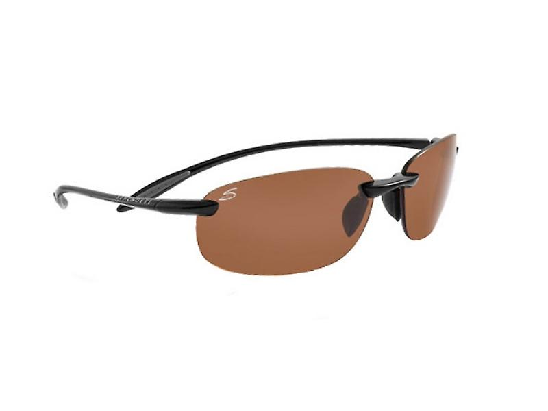 Serengeti Nuvino Sunglasses (Drivers Shiny Black Frame)