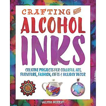 Ulysses Press Books-Crafting With Alcohol Inks