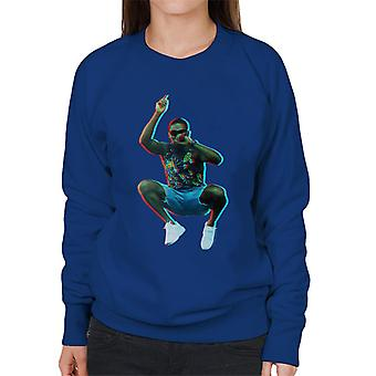 Tinie Tempah BBC Radio 1s Big Weekend 2014 Women's Sweatshirt