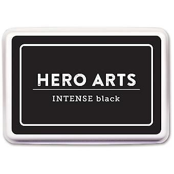Hero Arts Dye Ink Pad-Intense Black