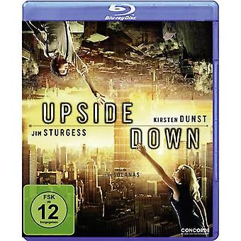 Blu-ray Upside Down FSC: 12