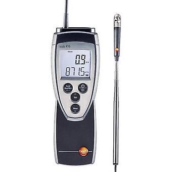 Anemometer testo 416 0.6 up to 40 m/s