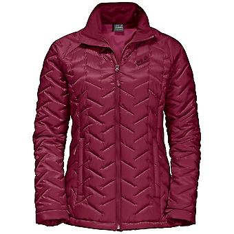 Jack Wolfskin Womens Icy Creek Jacket Warmly Insulated and Windproof