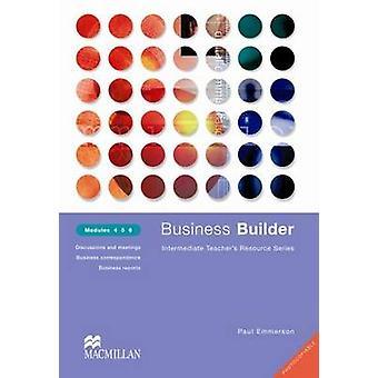 Business Builder Teachers Resource Modules 46 par P Emmerson