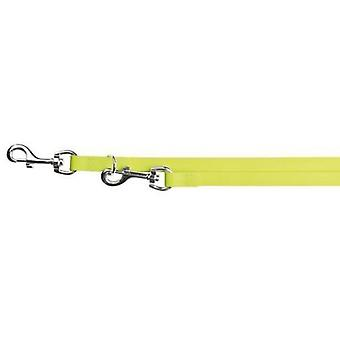 Trixie Easy Life branch Yellow Neon (Dogs , Collars, Leads and Harnesses , Leads)