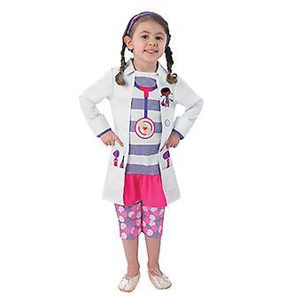 Doc McStuffins strój oryginalny dla dzieci