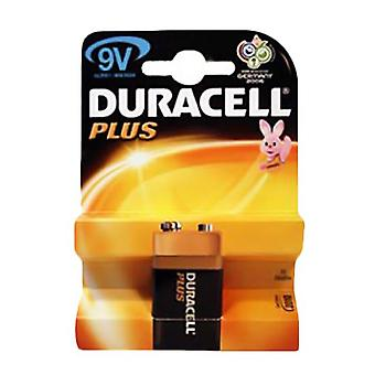 Duracell MN1604PLUS-B1 Plus Alkaline Battery 9V Size