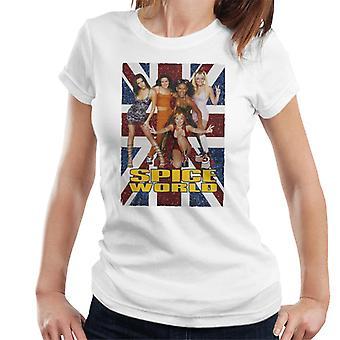 Retro Spice Girls Spice World t-paidat