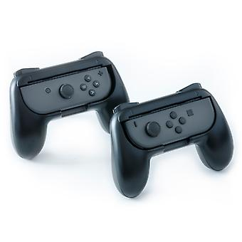 Numskull Nintendo Switch Joy-Con Controller Grips for Extra Comfort (Twin Pack)