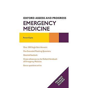 تقييم أكسفورد والتقدم-طب الطوارئ قبل أوان غوبتا-97801