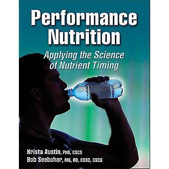 Performance Nutrition - application de la Science de la synchronisation des éléments nutritifs par Kri