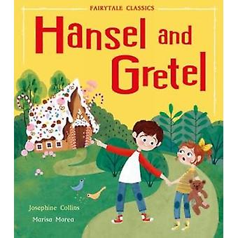 Hansel y Gretel de Hansel y Gretel - libro 9781788810050