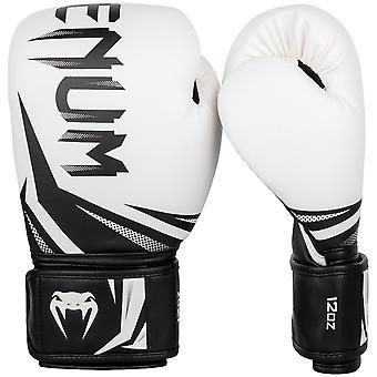 Venum Challenger 3.0 boxning handskar vit/svart