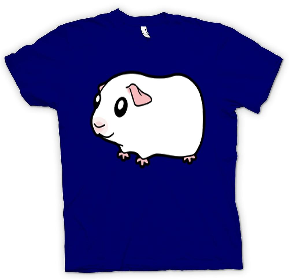 Mens T-Shirts-Cartoon-Meerschweinchen-Design