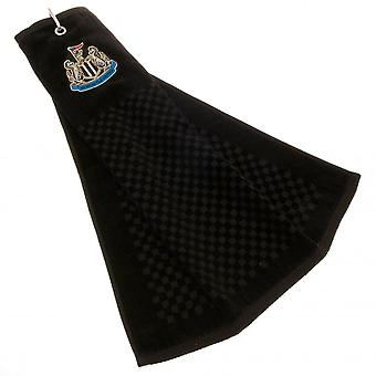 Newcastle United FC Official Tri-Fold Towel