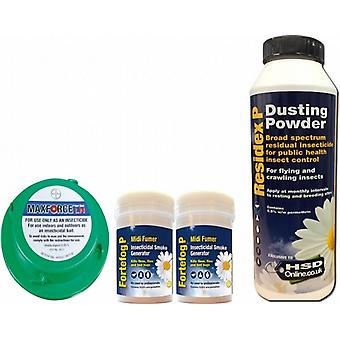 Ant Fumigation Treatment Kit (small)