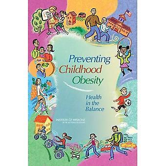 Prevenir la obesidad infantil: La salud en el equilibrio