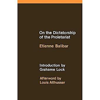 På proletariatets diktatur